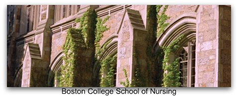 Boston College Nursing