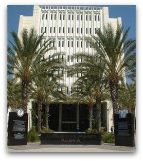 California State University Fullerton CRNA