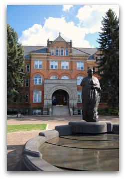 Sacred Heart Medical Center Spokane & Gonzaga University