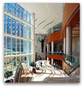 Mayo Clinic Gonda Atrium
