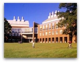 New England University
