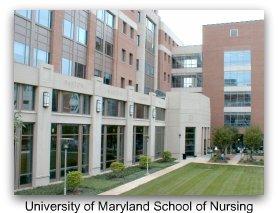 Univeristy of Maryland nursing