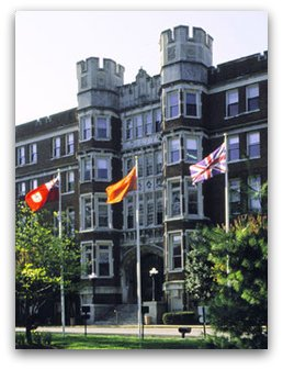 Different study programs by Washington University in St.