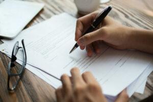 Write personal statement